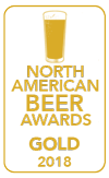 Gold Medal, 2018 North American Beer Awards