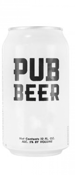 Pub Beer by 10 Barrel Brewing Company in Oregon, United States