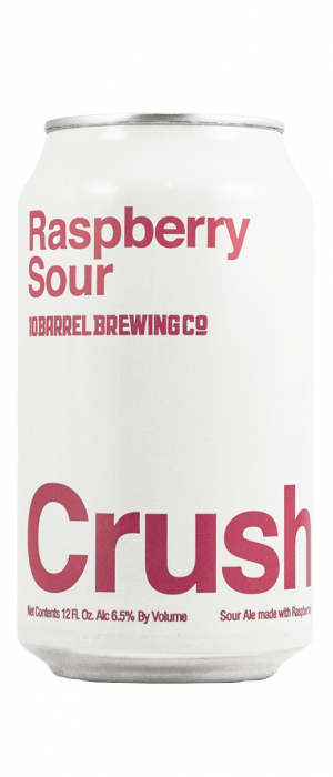 Raspberry Crush by 10 Barrel Brewing Company in Oregon, United States
