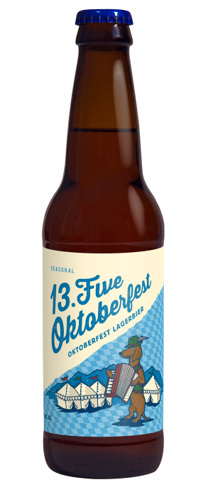 13. Five Oktoberfest by Blue Mountain Brewery in Virginia, United States