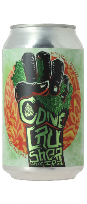 Cone Crusher by 18th Street Brewery in Indiana, United States