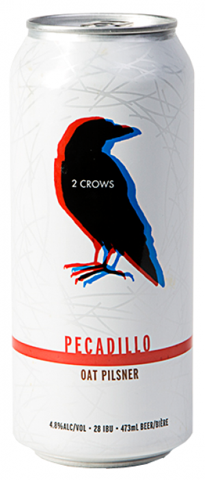 Pecadillo by 2 Crows Brewing Co. in Nova Scotia, Canada