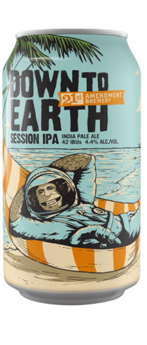 Down to Earth Session Ale
