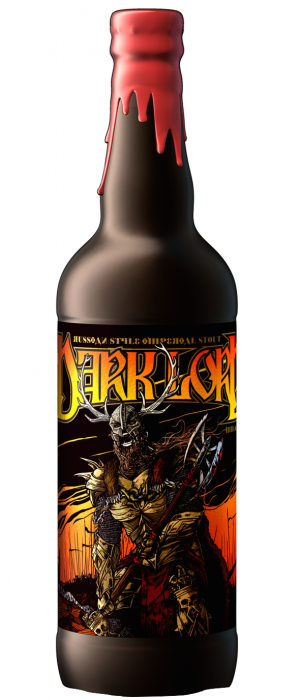 2016 Dark Lord by 3 Floyds Brewing Company in Indiana, United States
