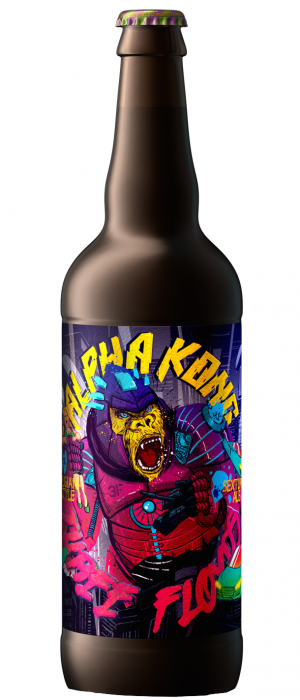 Alpha Kong by 3 Floyds Brewing Company in Indiana, United States
