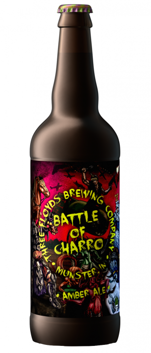 Battle of Charro by 3 Floyds Brewing Company in Indiana, United States