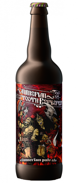 Cimmerian Sabertooth Berzerker by 3 Floyds Brewing Company in Indiana, United States