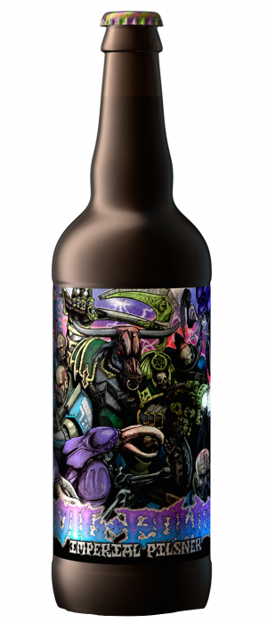 Evil Power by 3 Floyds Brewing Company in Indiana, United States
