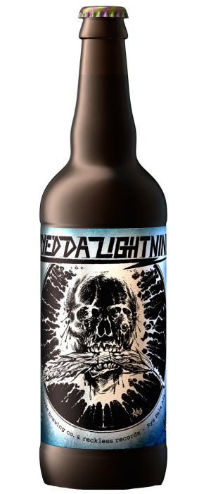 Rye'd Da Lightning by 3 Floyds Brewing Company in Indiana, United States