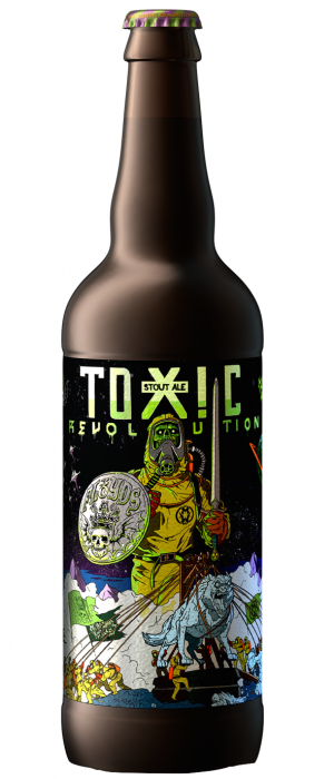 Toxic Revolution by 3 Floyds Brewing Company in Indiana, United States