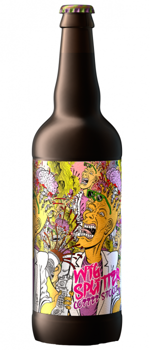 Wigsplitter by 3 Floyds Brewing Company in Indiana, United States