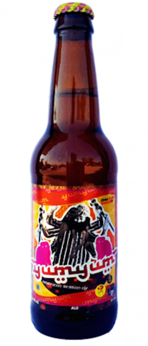 Yum Yum by 3 Floyds Brewing Company in Indiana, United States