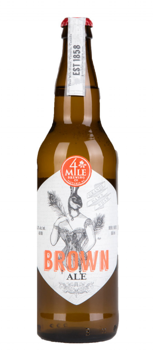 4 Mile Brown Ale