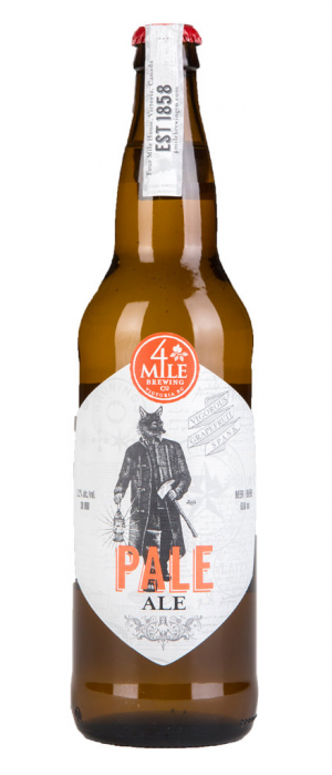 4 Mile Pale Ale