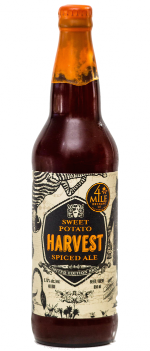 Sweet Potato Harvest Ale