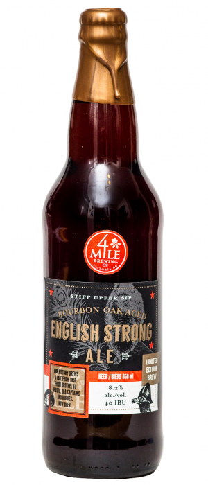 Stiff Upper Sip English Strong Ale