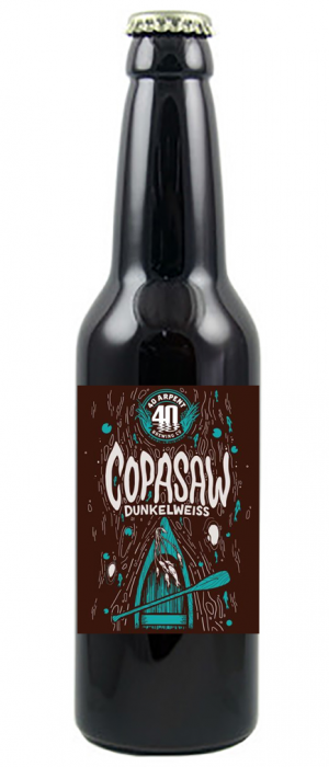 Copasaw by 40 Arpent Brewing Company in Louisiana, United States