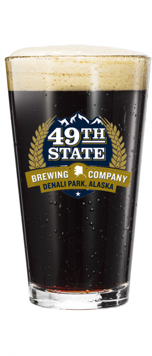 McCarthy's Stout by 49th State Brewing Company in Alaska, United States