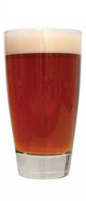 Rig Up Red by 4th Meridian Brewing Company in Alberta, Canada