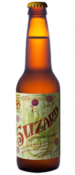 5 Lizard by 5 Rabbit Cerveceria in Illinois, United States