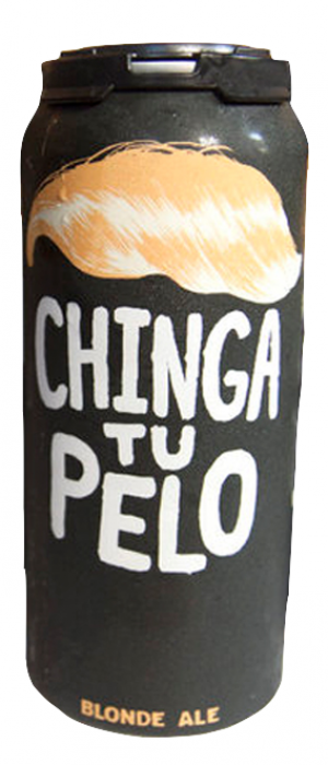 Chinga tu Pelo (Trump Beer) by 5 Rabbit Cerveceria in Illinois, United States