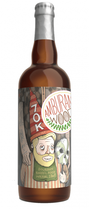 70K Amburana by Against The Grain Brewery in Kentucky, United States