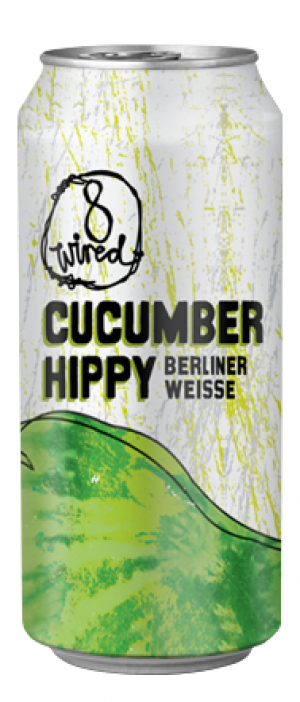 Cucumber Hippy by 8 Wired Brewing in Auckland, New Zealand