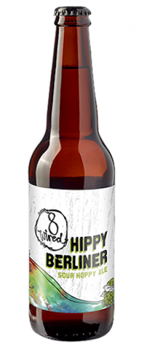 Hippy Berliner by 8 Wired Brewing in Auckland, New Zealand
