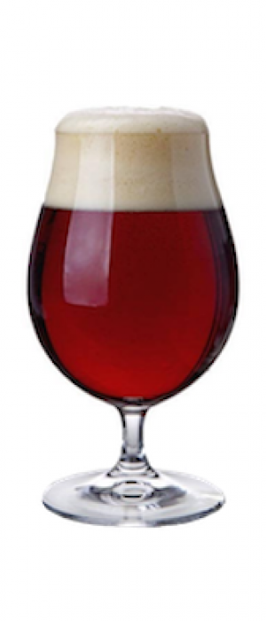 800 Strong Belgian Dubbel by Elite Brewing & Cidery in Alberta, Canada