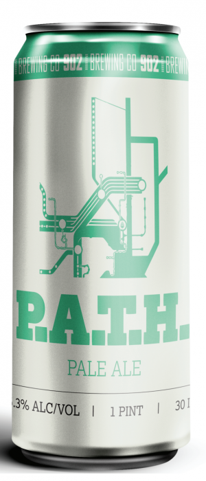 Pale Ale True Hoboken - P.A.T.H. by 902 Brewing Company in New Jersey, United States