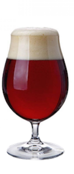 Abbot Belgian Dubbel by Banded Peak Brewing Company in Alberta, Canada