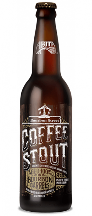 Coffee Stout by Abita Brewing Company in Louisiana, United States