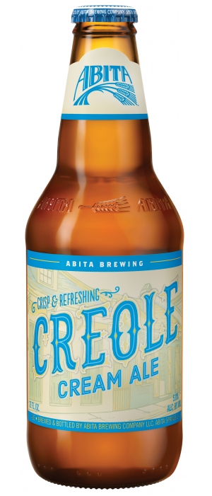 Creole Cream Ale by Abita Brewing Company in Louisiana, United States