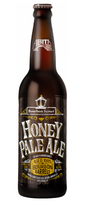 Honey Pale Ale by Abita Brewing Company in Louisiana, United States