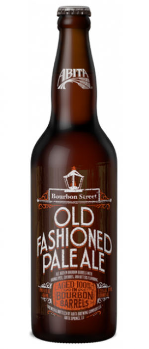 Old Fashioned Pale Ale by Abita Brewing Company in Louisiana, United States
