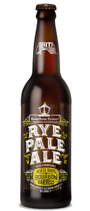 Rye Pale Ale by Abita Brewing Company in Louisiana, United States