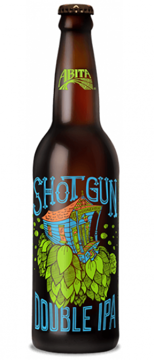 Shotgun Double IPA by Abita Brewing Company in Louisiana, United States