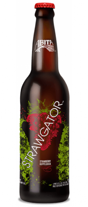 Strawgator by Abita Brewing Company in Louisiana, United States