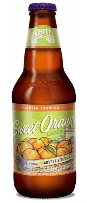 Sweet Orange by Abita Brewing Company in Louisiana, United States