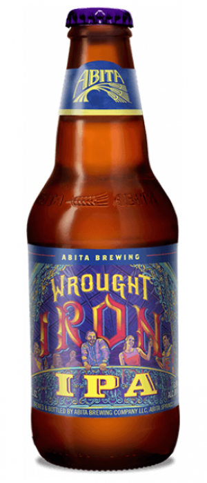 Wrought Iron IPA by Abita Brewing Company in Louisiana, United States