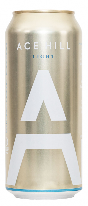 Light by Ace Hill Beer in Ontario, Canada