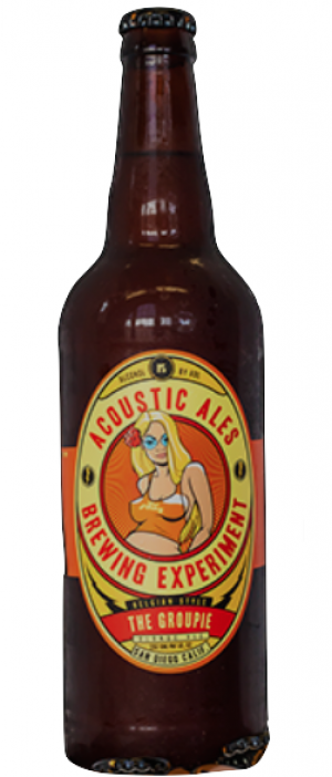 The Groupie by Acoustic Ales Brewing Experiment in California, United States