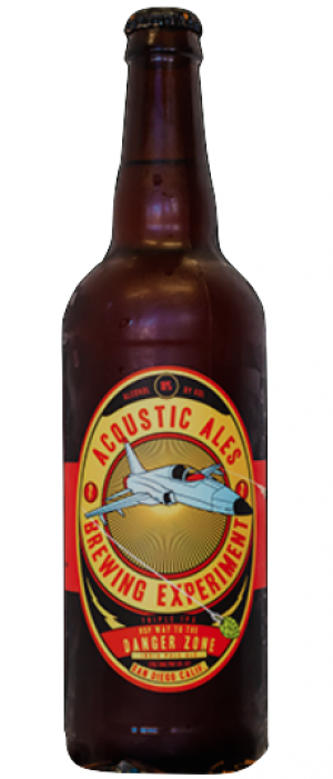 Hop Way To The Danger Zone by Acoustic Ales Brewing Experiment in California, United States