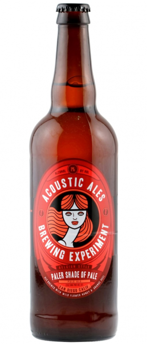 Paler Shade of Pale by Acoustic Ales Brewing Experiment in California, United States