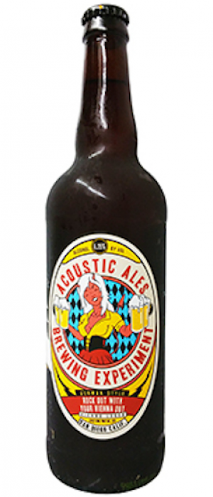 Rock Out With Your Vienna Out by Acoustic Ales Brewing Experiment in California, United States