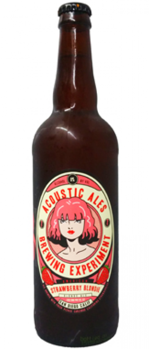 Strawberry Blondie by Acoustic Ales Brewing Experiment in California, United States