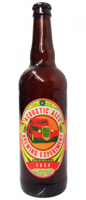 Tush by Acoustic Ales Brewing Experiment in California, United States