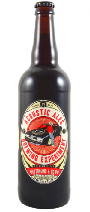 Westbound & Down by Acoustic Ales Brewing Experiment in California, United States