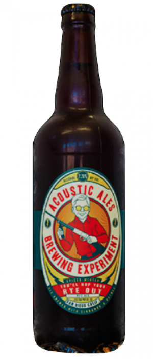 You'll Hop Your Rye Out by Acoustic Ales Brewing Experiment in California, United States