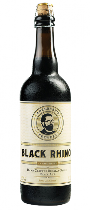 Black Rhino by Adelbert's Brewery in Texas, United States